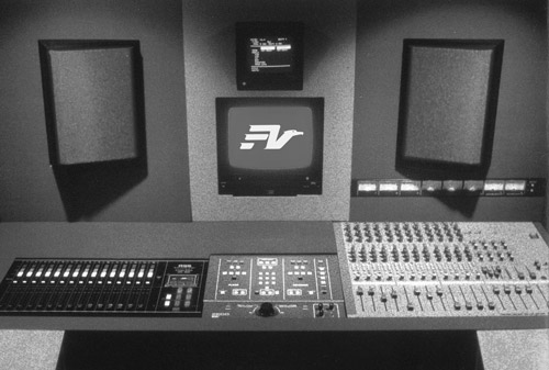 Steve Falcon - Feature Video Production Console