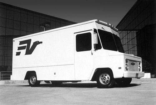 Steve Falcon - Feature Video Mobile Production Van