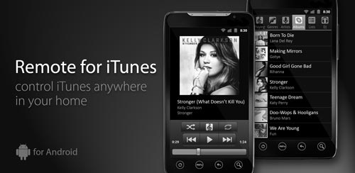 Steve Falcon - Remote for iTunes